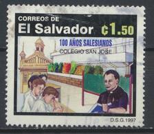 °°° EL SALVADOR - Y&T N°1331 - 1997 °°° - El Salvador