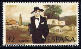 ESPAGNE - 2491** - ALFONSO DANIEL MANUEL RODRIGUEZ CASTELAO - 1931-Aujourd'hui: II. République - ....Juan Carlos I