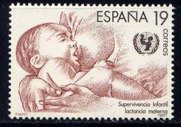 ESPAGNE - 2501** - CAMPAGNE POUR LA SURVIE DE L'ENFANT - 1931-Aujourd'hui: II. République - ....Juan Carlos I