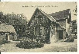 41 - SALBRIS / CHATEAU DE RIVAULDE - LA REGIE - Salbris