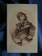 CDV Tirage Albuminé Circa 1860-65 - Révolution Française, Jean Paul Marat L408 - Photos