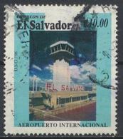 °°° EL SALVADOR - Y&T N°1343 - 1998 °°° - El Salvador