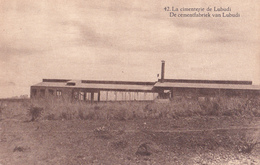 E.P. Congo  Ruanda-Urundi -  La Cimenterie De Lubudi / De Cementfabriek Van Lubudi - N°42 - 1928 - Entiers Postaux