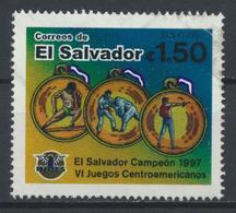 °°° EL SALVADOR - Y&T N°1351 - 1998 °°° - El Salvador