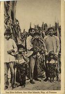 Panama, SAN BLAS, Native Indians (1910s) Arista Photo Postcard - Panama