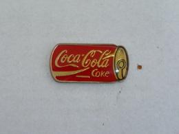 Pin's COCA COLA, CANETTE  01 - Coca-Cola