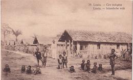 E.P. Congo - Ruanda-Urundi -  Lisala - Cité Indigène / Lisala - Inlandsche Wijk -  N°29 - 1928 - Stamped Stationery