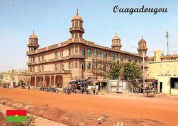 1 AK Burkina Faso * Große Moschee Im Stadtzentrum Von Ouagadougou - Hauptstadt Von Burkina Faso * - Burkina Faso