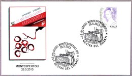 6 Exposicion Del CHIANTI - Vino - Wine. Montespertoli, Firenze, 2013 - Vinos Y Alcoholes