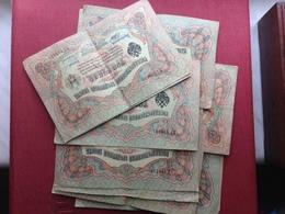 RUSSIE Lot De 15 Billets 1905 Bon état Général - Russie