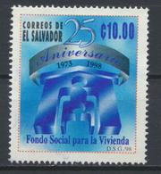 °°° EL SALVADOR - Y&T N°1362 - 1998 °°° - El Salvador