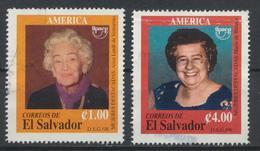 °°° EL SALVADOR - Y&T N°1364/65 - 1998 °°° - El Salvador