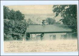 XX004083/ Hamburg Altona Blick Auf Die Elbe AK 1903 - Altona