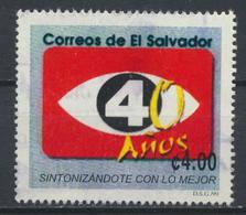 °°° EL SALVADOR - Y&T N°1384 - 1999 °°° - El Salvador