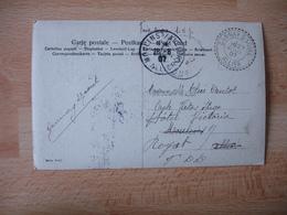 Danay Sur Loire Cachet Perle Facteur Boitier Obliteration Sur Lettre - Marcophilie (Lettres)