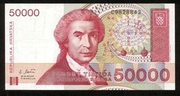 Republika Hrvatska - Kroatien 1993, 50000 Dinara, C9828843, UNC - Croatia