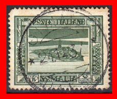 SOMALIA SELLO AÑO 1932 FARO EN CABO GUARDAFUI - Somalia (1960-...)