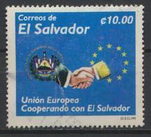 °°° EL SALVADOR - Y&T N°1397 - 1999 °°° - El Salvador