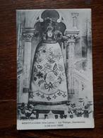 L4/400 Montfaucon. La Vierge Couronnée Le 22 Aout 1920 - Montfaucon En Velay