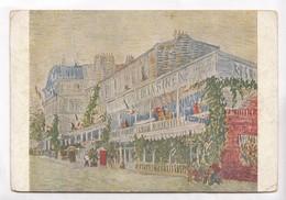 Vincent Van Gogh, Le Restaurant De La Sirene, The Siren Restaurant, Unused Postcard [22677] - Paintings