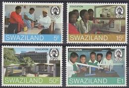 Swaziland - 1984 - Education - Complete Set - Swaziland (1968-...)