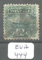 EUA Scott 117 YT 34 # - 1847-99 General Issues