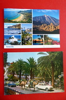 2 X Tenerife - Puerto De La Cruz - Pico Del Teide- Teneriffa - Spanien - Kamele - Tenerife