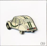 Pin's Automobile - Citroën / 2 CV N°02. Non Estampillé. Epoxy. T639-09 - Citroën