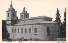 MORBIER - L'Eglise - Autres Communes