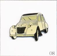 Pin's Automobile - Citroën / 2 CV N°01. Non Estampillé. Epoxy. T639-08 - Citroën
