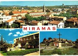 CPM* N°495 - LOT DE 5 CARTES DE MIRAMAS - Sonstige Gemeinden