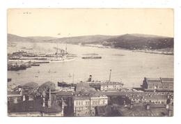 RU 690000 WLADIWOSTOK, Hafen, Japanische Karte, 1920 - Russland