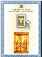 Slovakia - The Gospel-Book Of Nitra - Slovakia
