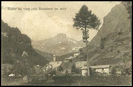 Torino - Balme - Colla Bessanese - Fp Vg1917 - Sin Clasificación