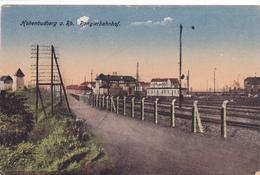 887/ Hohenbudberg A. Rh. Rangierbahnhof - Krefeld