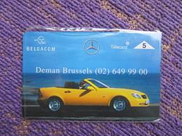 P481 Deman Brussels Mercedes Benz,mint - Belgique