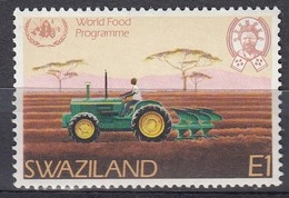 Swaziland - 1983 - World Food Program - Agriculture - Swaziland (1968-...)