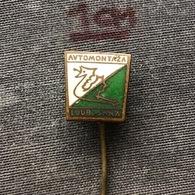 Badge Pin ZN007803 - Automobile (Car) Avtomontaza Ljubljana Slovenia - Badges