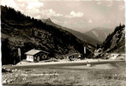Arlbergstraße - Alpe Rauz, Vlbg. (11984) - Klösterle