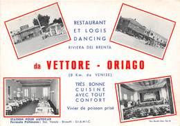 ITALIE - RIVIERA DEL BRENTA - Restaurant Et Logis Dancing - Multivues - CPSM Grand Format - Venezia