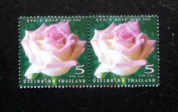 Thailand Stamp 2008 Rose 7th - Thaïlande