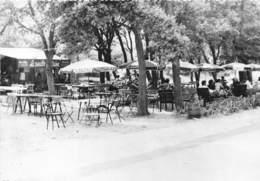 """BOUC BEL AIR - Bar, Restaurant """"La Vieille Fontaine"""" - CPSM Grand Format - Autres Communes"""