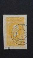 Nederland/Netherlands - Nr. 100  Grootrond 's-Gravehage 1 Op Briefstukje - Period 1891-1948 (Wilhelmina)