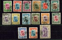 Iran - Perse *,ob N° 524 à 539 Manque N° 536 - Iran