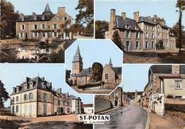 ST POTAN - Multivues - CPSM Grand Format - Other Municipalities