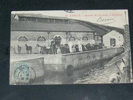 EVREUX   1905 ABREUVOIR CAVALERIE  / CIRC /  EDITION - Evreux