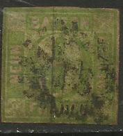 Bavaria - 1850-8 Numeral 9k Used    SG 16 - Bavaria