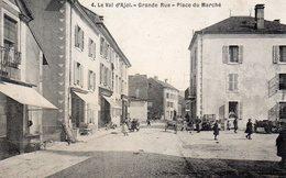 Le Val D'ajol : Grande Rue - Place Du Marché - Le Thillot