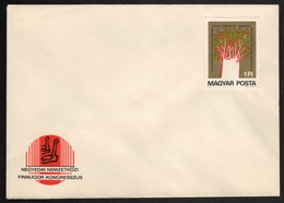 TREE - Finno-Ugric Language Conference  - 1975 Hungary - Cover Envelope - Languages