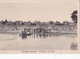 SOMALIA ITALIANA VILLAGGIO DI AFGOI AUTENTICA 100% - Somalia